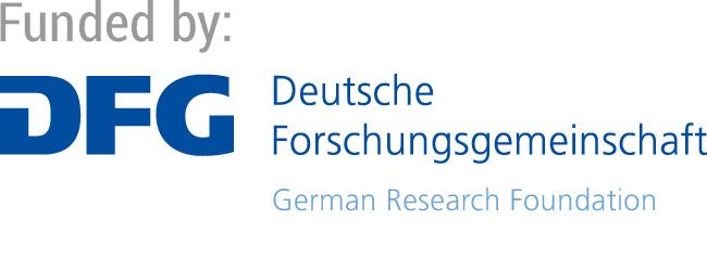 Logo Deutsche Forschungsgesellschaft