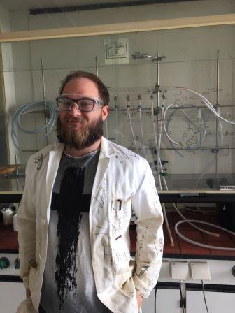 Marc Schnierle, Doctoral Researcher CRC1333.